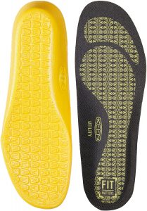Insole with Extra Cushion