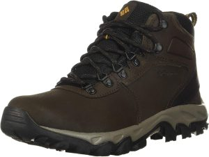 Columbia Men's Newton Ridge Plus Waterproof Hiking Boot Shoe