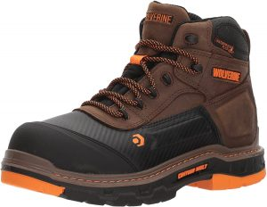 Toe Waterproof Work Boot