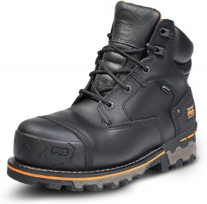 Composite Safety Toe Boots